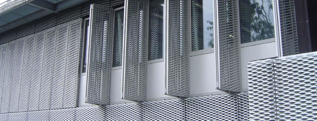 Sonnenschutz Zum Falten Und Wegschieben Neubau Cnfpt In Lille